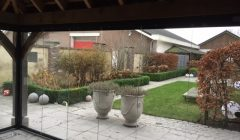 balkonbeglazing SL 25 tuinhuis2